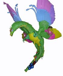Baloane model Dragon